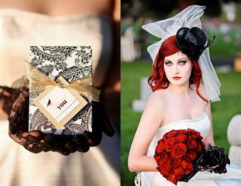50 Halloween Themed Wedding Inspiration Ideas