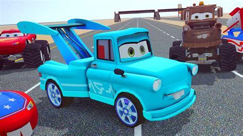 Tokyo Mater / Disney Cars 3 Mods