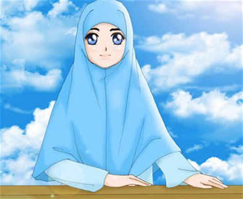 tutorial tips hijab syari khazanah islam