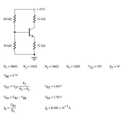 mp forum arbeitspunkt eines npn transistors matroids