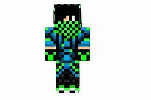 Minecraft Cool Skins for Boys