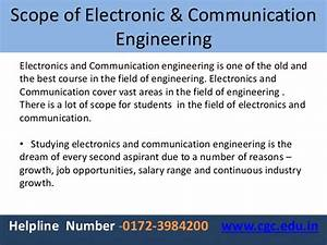 Future Job Scope of ECE( Electronic & Communication ...
