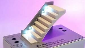 Automatische Sensorgesteuerte LED Treppenbeleuchtung Von