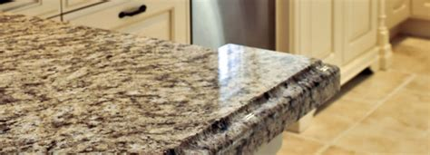 granite countertop edge profile options southwest
