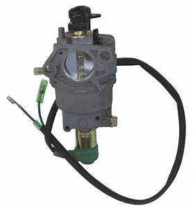Generator Carburetor Assembly