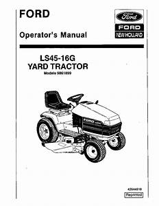 Ford Ls45 Manual