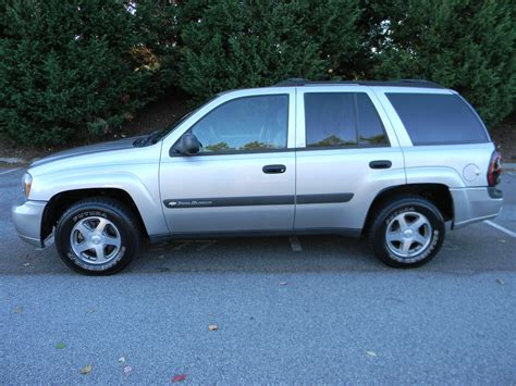 Chevrolet Trailblazer Picture by 2004 Chevrolet Trailblazer Pictures Cargurus