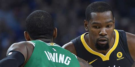 KD, Irving Shift The 2020 NBA Finals Odds For The Nets