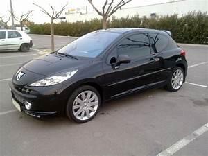 Peugeot 207 Noir : afficher le sujet le topic des jantes pour la 207 forum peugeot 207 207 f line 207 ~ Gottalentnigeria.com Avis de Voitures