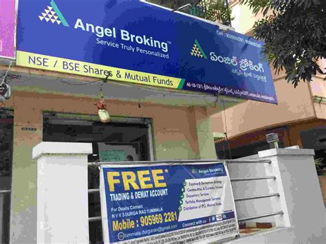 angel broking franchise review  broker remisier partner