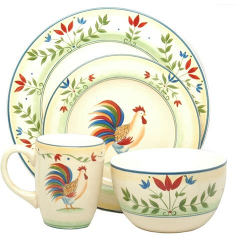 rooster dishes 1000 images about rooster dinnerware on pinterest lille dinner plate sets and fine china