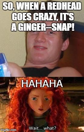 Ginger Snap Meme - gingersnaps are my favorite imgflip