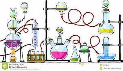 Laboratorium Labor Chemical Laboratory Laboratorio Chimico Chemisches