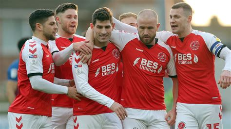 Play-Off Preview: Wycombe Wanderers (H) - News - Fleetwood ...