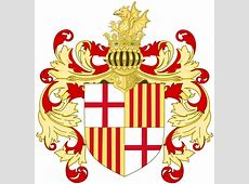 FileCoat of Arms of Barcelona 17th18th Centuriessvg
