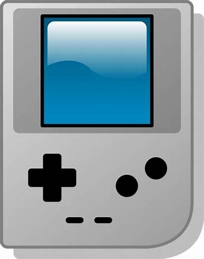 Gameboy Clip Pocket Svg Boy Vector Console