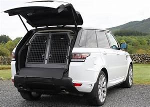 Transk9  B26 Dog Transit Box For Range Rover Sport 2015