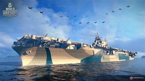 Enterprise Portaerei by World Of Warships Uss Enterprise Cv 6 Coming Soon