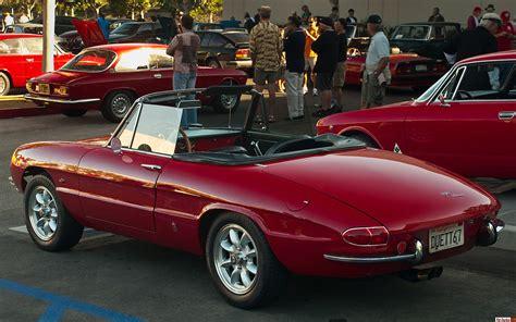 Alfa Romeo Duetto : The 1967 Alfa Romeo Spider Was One Of Alfa Romeo's Great