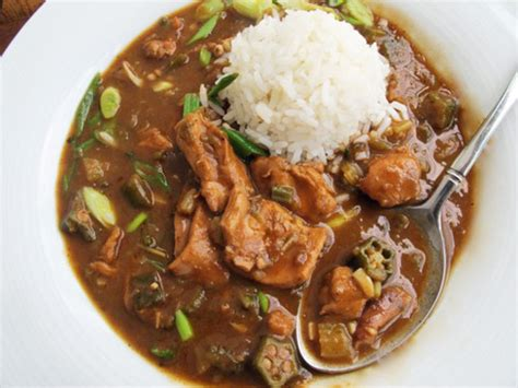 chicken gumbo quicker chicken and okra gumbo recipe serious eats