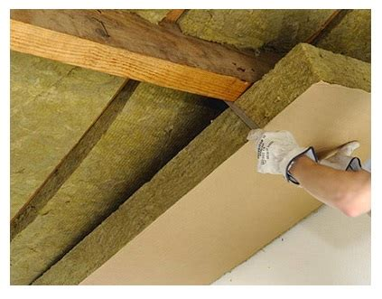 isolation sous toiture isolation sous toiture avantages prix techniques