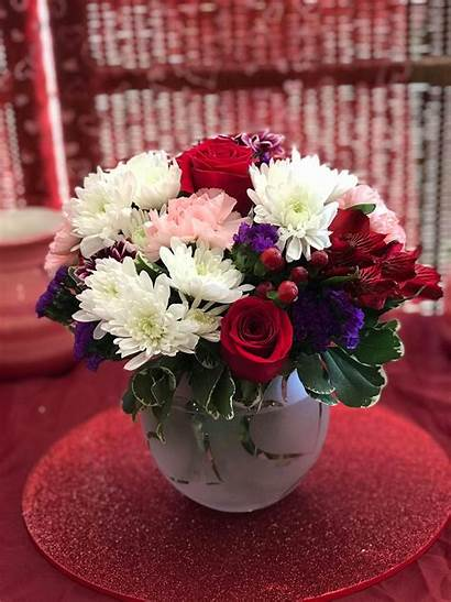 Bouquet Heart Valentines Sweet Flowers Flower Specials