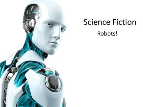 Science Fiction genre lesson - I. Robot by cdgray ...