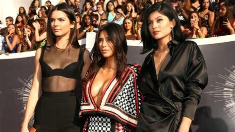 Teenage Kim Kardashian and Young Kylie and Kendall Jenner ...