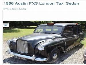 1966 Austin London Taxi For Sale