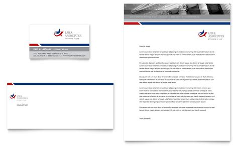 legal government services business card letterhead