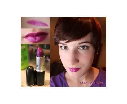 Mac Violetta Lipstick Amplified