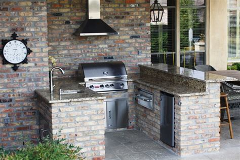outdoor kitchens in baton choctaw stone granite baton rouge la
