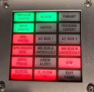 NASA Control Panel - Pics about space