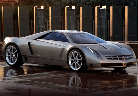 Cadillac Car by 2002 Cadillac Cien Concept Gm Authority