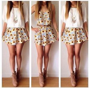 summer outfits for teenage girls tumblr - Google Search ...