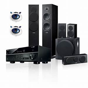Yht-8940 - Home Theatre Systems - Yamaha
