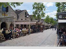 Bercy Village in Paris Paris mal anders