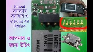 Any China Mobile Micro 5 Pin Usb Pinout And All Pin Points