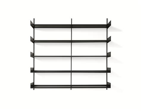 Shelving System In Metal Lacquered Elle System By Ydf