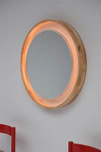 Grosser Spiegel Mit Silberrahmen : beleuchteter gro er vintage spiegel mit holzrahmen bei pamono kaufen ~ Bigdaddyawards.com Haus und Dekorationen