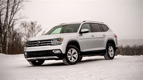 2018 Vw Atlas Review With Price Horsepower And Photo Gallery