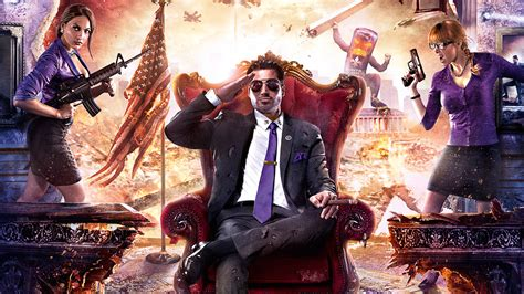 Thq Nordic Now Owns Metro, Saints Row, Dead Island, Red