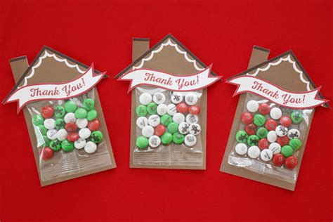 diy gingerbread house favor packaging evite