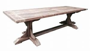 Grande table salle a manger cgrio for Salle À manger contemporaineavec grande table de salle a manger en bois