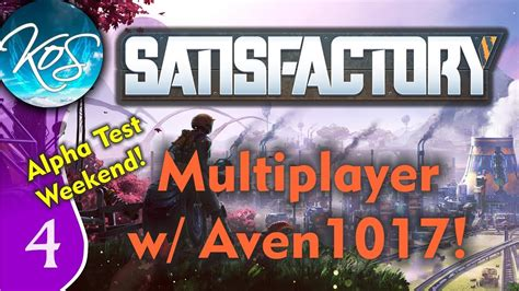 The game is in early access and minimum requirements may change. Satisfactory Ep 4: TO SPACE! - MULTIPLAYER with Aven1017 ...