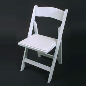 wood color wood folding chair new rental