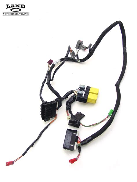 Tracker Wiring Harnes by Mercedes W163 Ml Class Passenger Right Front Seat Track