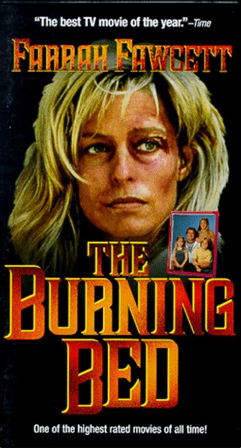 The Burning Bed Cast by Farrah Fawcett A Deeper Look Huffpost