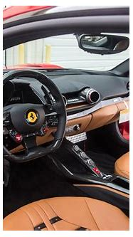 Used 2019 Ferrari 812 Superfast Rosso Corsa D w Cuoio ...