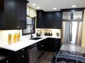 black cupboards kitchen ideas remodeled kitchens with cabinets black kitchen cabinets can